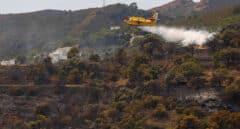 Decretan el desalojo de Jubrique (Málaga) por el incendio forestal en Sierra Bermeja