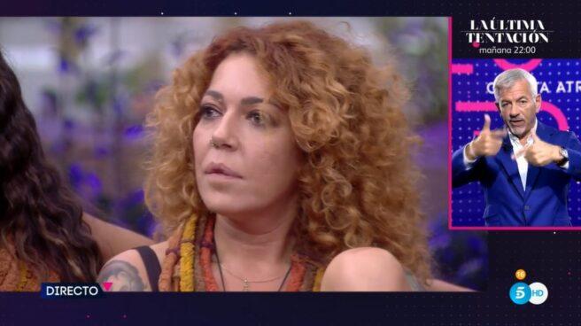 Sofía Cristo en 'Secret Story'