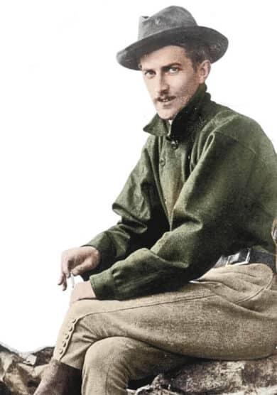 Paul Auster recupera la vida de película de Stephen Crane