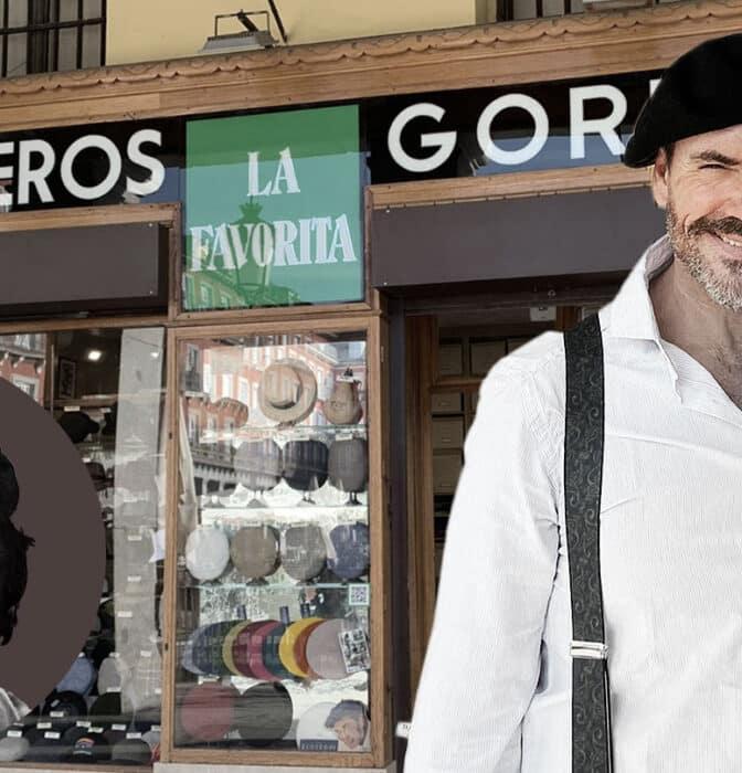 La Favorita, la sombrerería madrileña en la que el Che Guevara compró su famosa boina