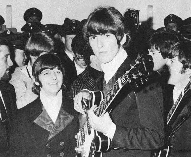 """George Harrison, el Beatle """"tranquilo"""" que reivindicó lo mundano"""