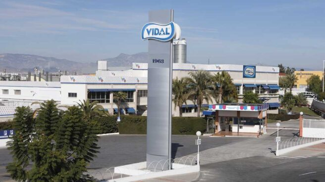 Fábrica de Golosinas Vidal.