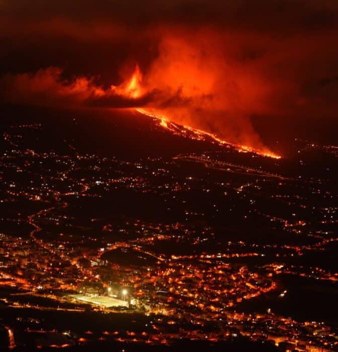 """Aviso del Instituto Volcanológico de Canarias: """"Por donde tire el volcán no hay nada que hacer"""""""