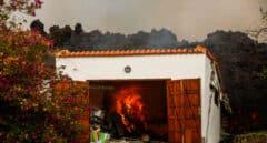 La lava de la erupción cubre 103 hectáreas y ha destruido 166 viviendas