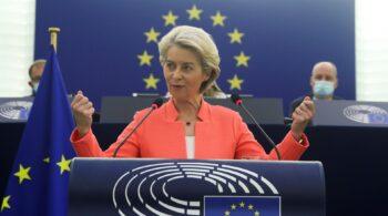 """Ursula von der Leyen: """"Europa ha cumplido pero la pandemia es un maratón"""""""