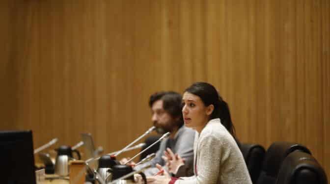 Vox denuncia a Irene Montero y Rafael Mayoral por presuntos pagos de Ecuador a empresas vinculadas a Podemos