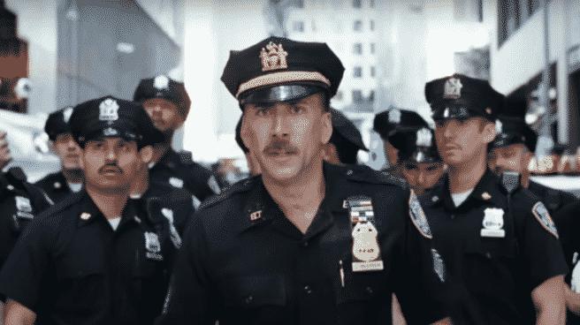 Nicolas Cage en la película 'World Trade Center'