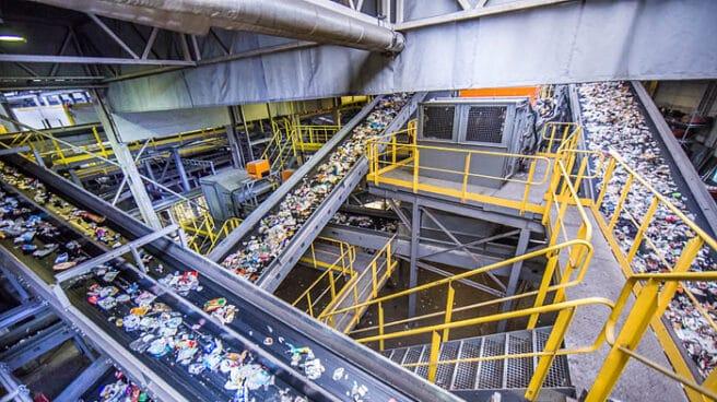 Instalación de residuos 'Reclay Group'