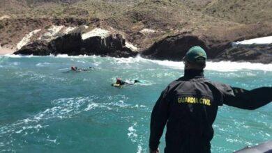 Rescatan el cadáver de un joven en avanzado estado de descomposición en el puerto de Algeciras