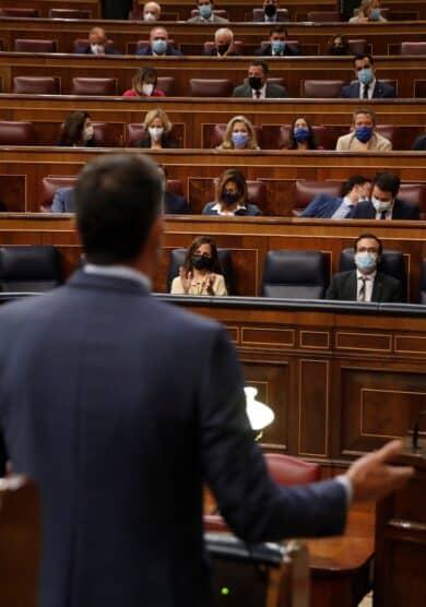 Los males de la política española que ni una pandemia pudo erradicar