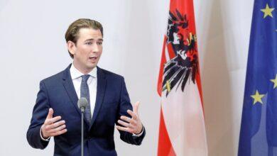El canciller austriaco, el conservador Sebastian Kurz, investigado por corrupción