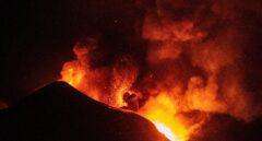 El volcán de La Palma no da tregua y emerge otra boca al sur del cono principal