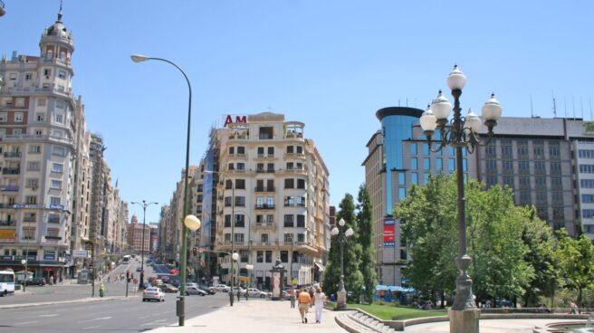 Calle Princesa, Madrid