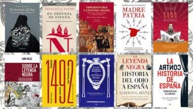 'Los fantasmas de España', 'El demonio del sur' o 'Madre Patria': 10 libros contra la leyenda negra