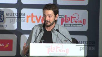 """El actor Diego Luna: """"Durante la pandemia hubo momentos en los que me pregunté si lo que hacía tenía sentido"""""""