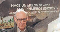 Muere a los 96 años Emiliano Aguirre, padre de las excavaciones en Atapuerca