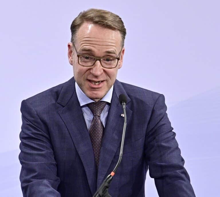 Jens Weidmann dimite como presidente del Banco Central Alemán por motivos personales