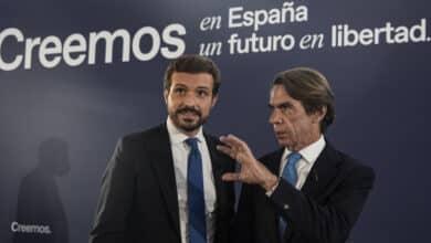 """Casado reivindica los """"lazos históricos"""" entre España y México tras las críticas de Aznar a López Obrador"""