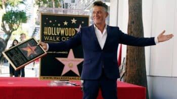 Alejandro Sanz ya tiene su estrella en el 'Paseo de la Fama de Hollywood'