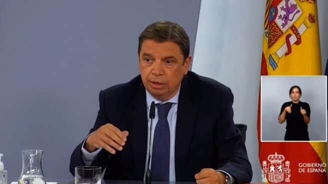 El ministro Luis Planas ha presentado la primera ley en #España para combatir el desperdicio de alimentos que impulsa el Gobierno