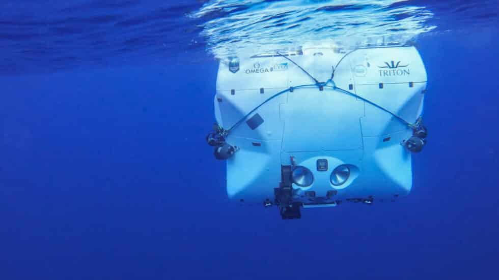 El submarino con el que Héctor Salvador bajó a casi 11.000 metros de profundidad en la Fosa de las Marianas