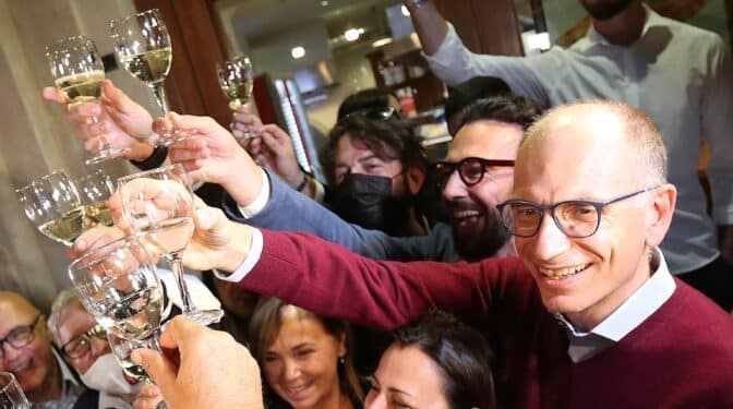 El centroizquierda se apunta simbólicas victorias en las municipales italianas