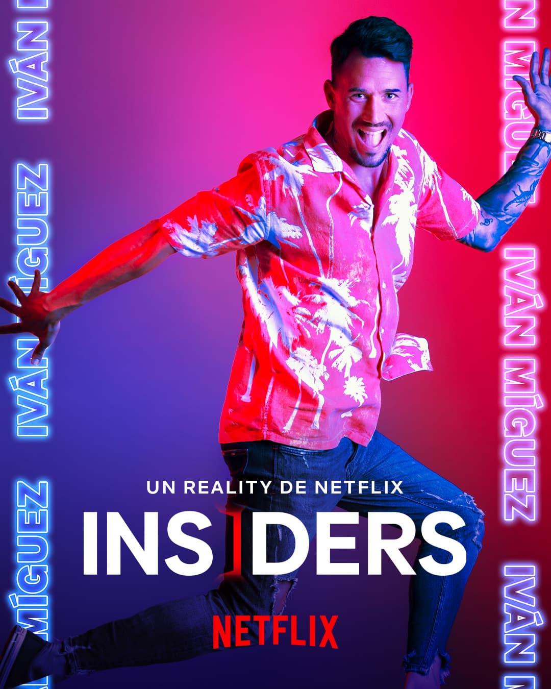 Iván Míguez (33), 'Insiders'