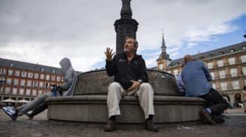 """J.J. Benítez: """"Hasta que los ovnis no se pongan en la Plaza Mayor todo seguirá igual"""""""
