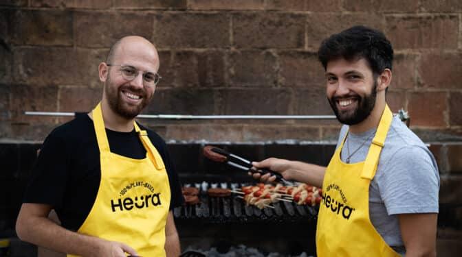 """Bernat Añaños, fundador de la comida rápida vegetal de Heura: """"Conocemos muy poco del reino vegetal"""""""