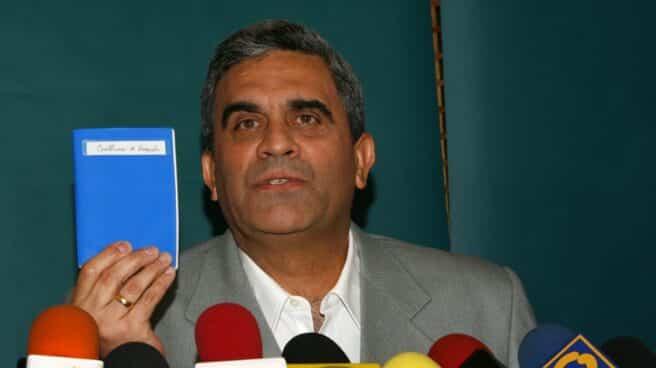 El general Baduel en una imagen de archivo de 2007