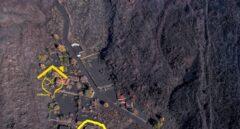 Un dron de carga y 14 minutos: así será el rescate de los perros atrapados por la lava