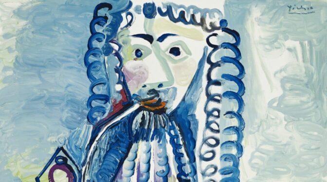 Christie's subasta uno de los mosqueteros de Picasso con un valor estimado de 26 millones de euros