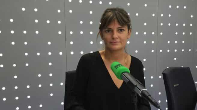 Pilar Gómez, directora adjunta de La Razón