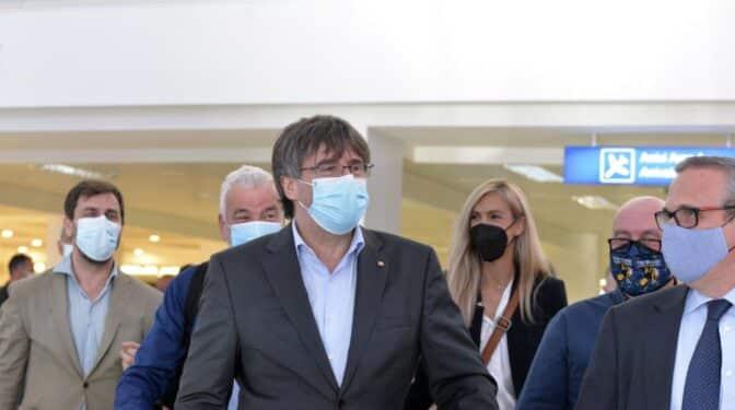 Los jueces italianos no entregan a Puigdemont a España