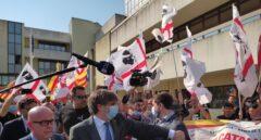 """El independentismo desembarca en Cerdeña para maximizar el """"caso Puigdemont"""""""