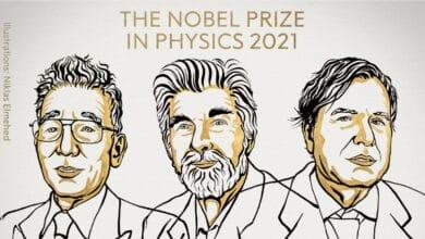Nobel de Física para científicos del clima y la mecánica estadística