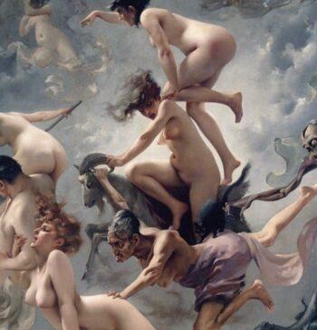 ¡A la hoguera! El genocidio de las brujas en el arte