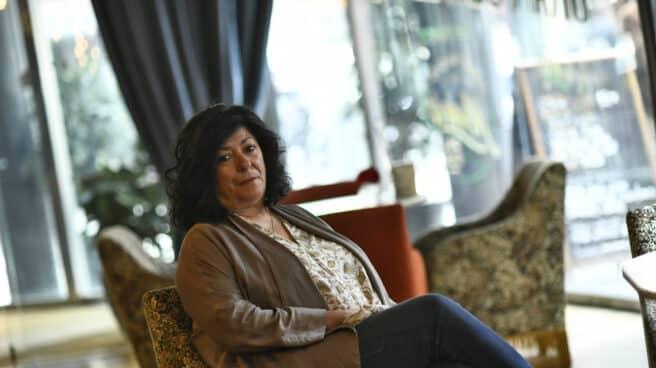 La escritora Almudena Grandes, en una imagen de archivo.