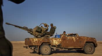 """En la ofensiva que Marruecos niega: """"El objetivo del Polisario es la guerra de desgaste"""""""