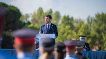 El Govern intenta sortear el malestar de los mossos con una ampliación de plantilla