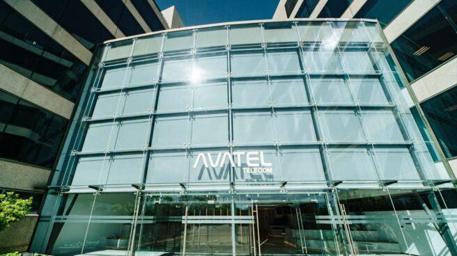 Sede de la empresa de telecomunicaciones Avatel, situada en Madrid