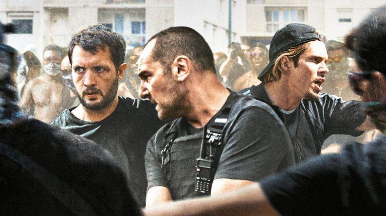 BAC Nord, el éxito de Netflix sobre la inmigración en Marsella que aplaude Le Pen