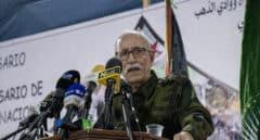 """Brahim Ghali reaparece: """"España tiene que responsabilizarse de la gestión marroquí del Sáhara"""""""