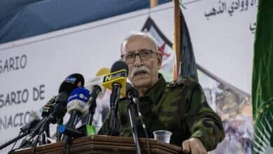 """Brahim Ghali reaparece en los campamentos: """"España tiene que responsabilizarse de la gestión marroquí del Sáhara"""""""