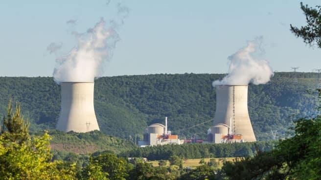 Central nuclear de Chooz, en Francia.