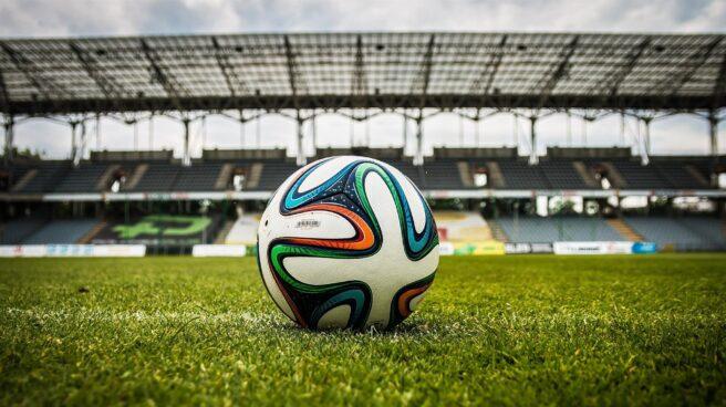 Imagen del archivo de fútbol