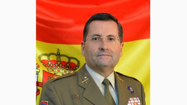 El teniente general Enseñat, nuevo jefe del Ejército de Tierra.