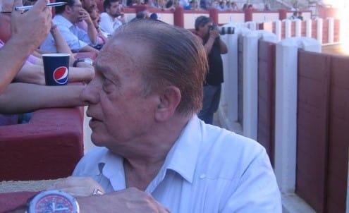 Fallece Gonzalito, el mozo de espadas de Curro Romero