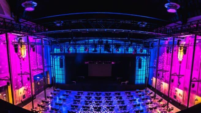 El Gran Teatro CaixaBank Príncipe Pío.