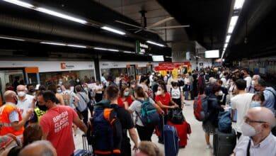 El caos de la huelga de Renfe encarece la negociación del Presupuesto con ERC